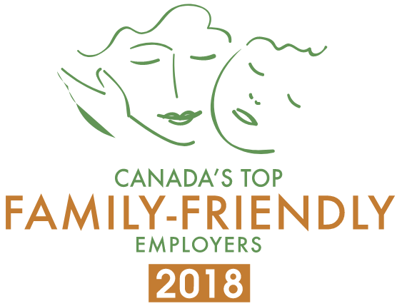 Canada's Top Family-Friendly Employers (2018)