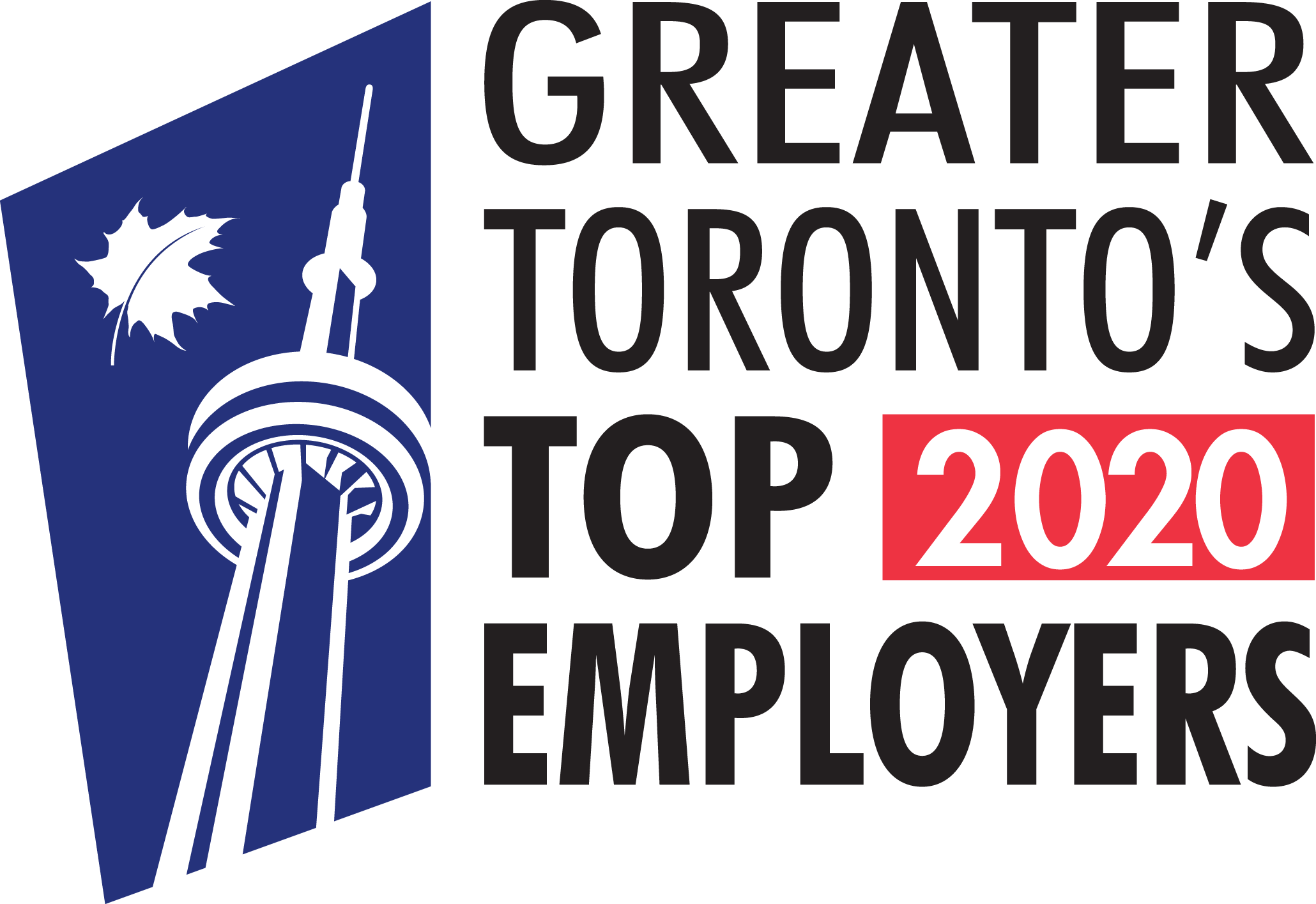 Greater Toronto's Top Employers (2018)